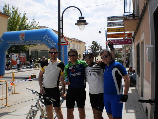 Antes del Club Ciclista...