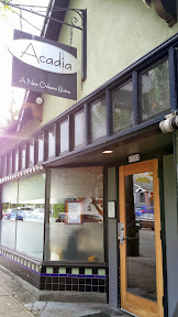Acadia Restaurant in Portland, a Sabin neighborhood Cajun/Creole restaurant