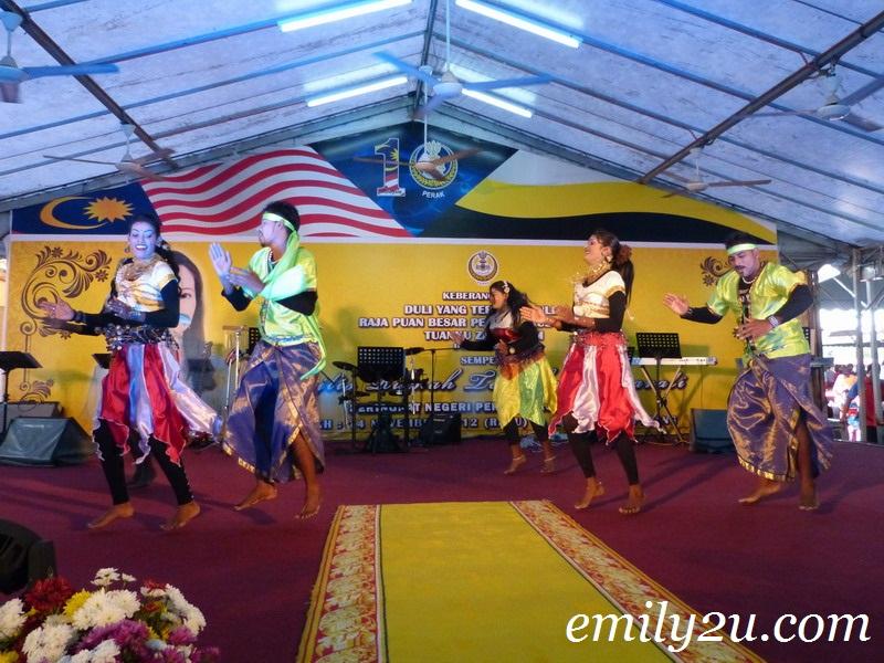 Perak Deepavali Open House