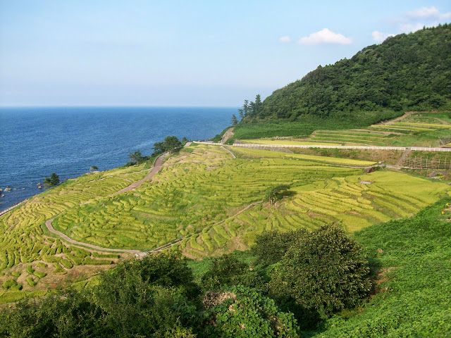 rural travel in japan