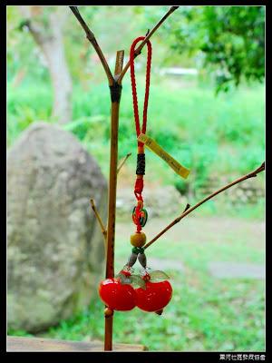柿柿(事事)如意吊飾$200