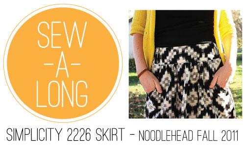 Noodlehead sew-a-long