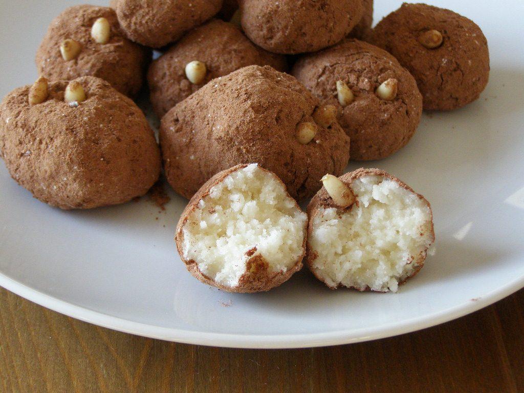 maple•spice: Irish Potato Candy