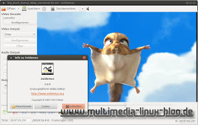 Video Software Avidemux 2.6 update