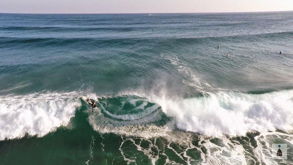 남애 서핑