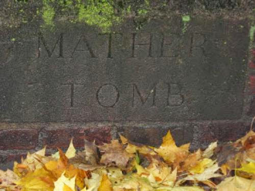 The Mather Tomb Occupant 2 Cotton Mather