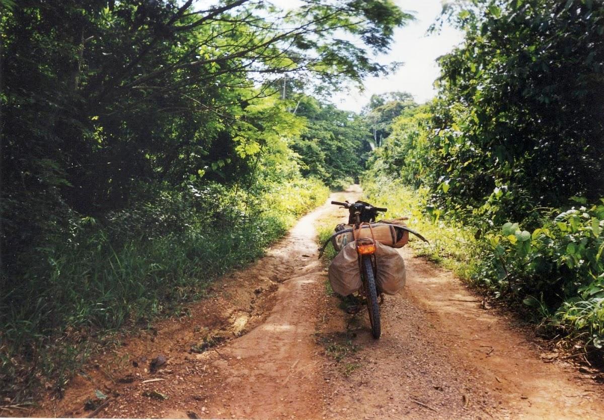 Holperpiste Transamazonica