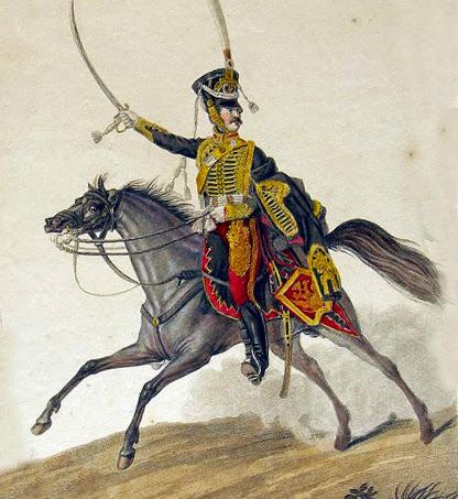 Штаб-офицер гусар