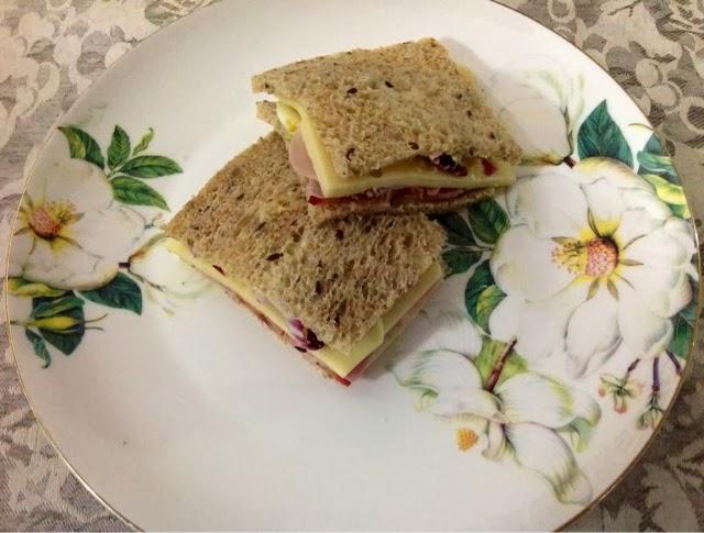 Francisca Y Sus Recetas Sandwiches Vegetales Variados