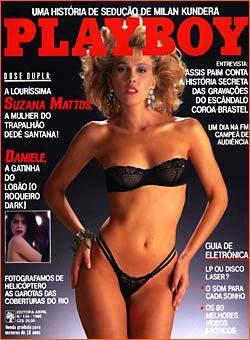Suzana Mattos - Playboy 1986
