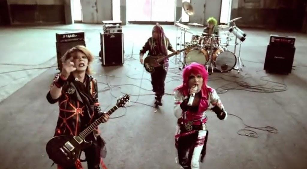 Narda Japanese Band Uchusentai:Noiz Cover