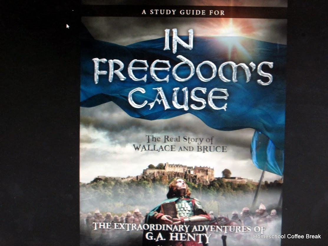 In Freedom's Cause Review @ Homeschool Coffee Break kympossibleblog.blogspot.com