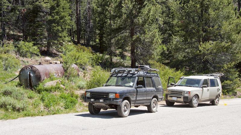 Trip Report Sherman Pass Jeep Trail Monache Meadows
