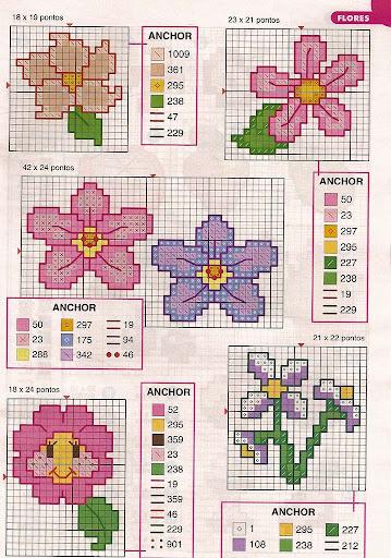 Gráficos punto de cruz 1001ideiaismini-21-02