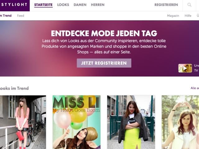 Stylight so sieht bequemes Shopping aus