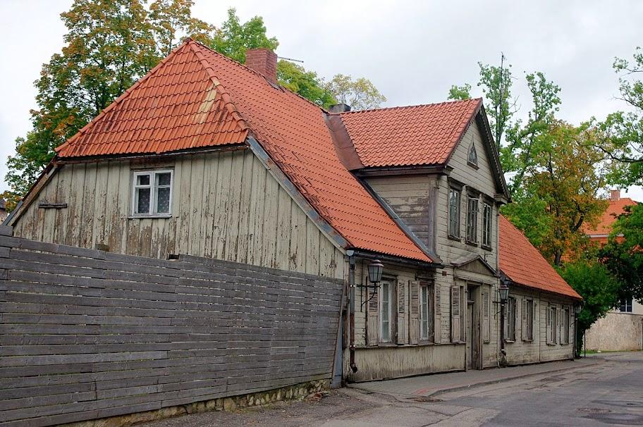 Casas de Cēsis Letonia