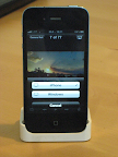 Select Aerodrom Airplay in photo app