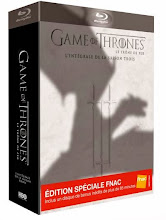 DVD Blu-Ray Game of Thrones saison 3