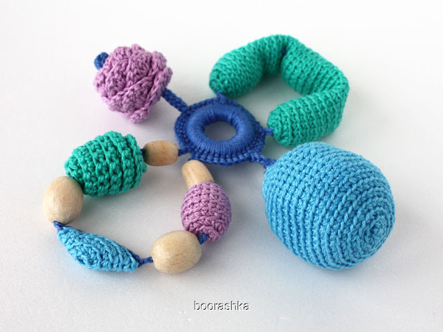 handmade sensory toy