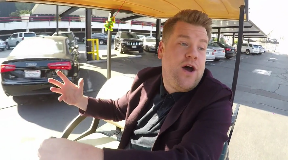 James Corden joins McDonald's UK's festive campaign to sing a Christmas Classic
