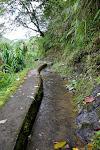 Banaue: canal d'irrigation
