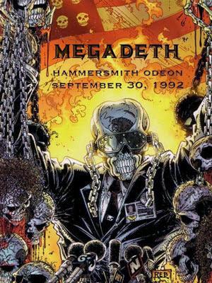 Megadeth-1992-Hammersmith-Odeon