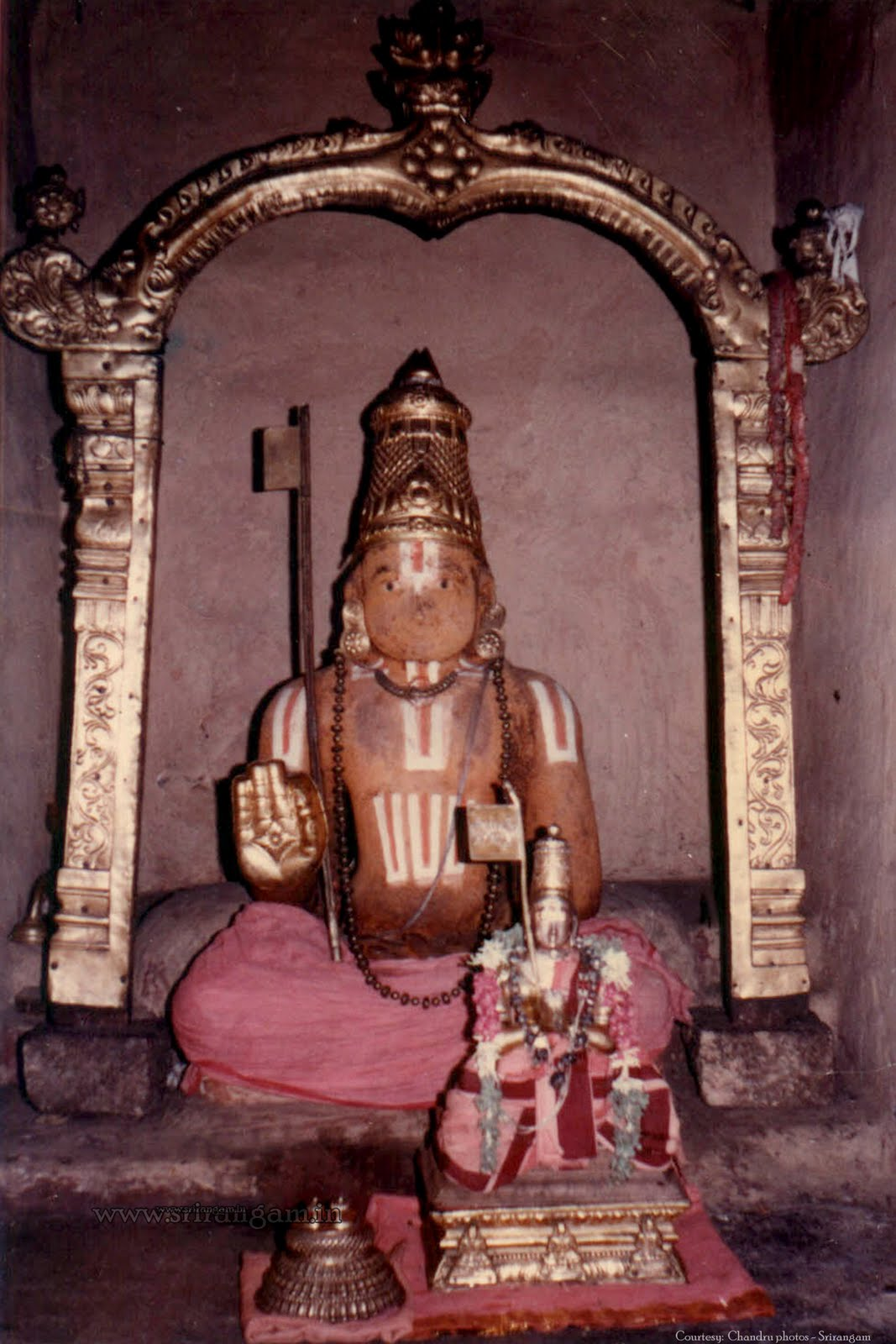 Thiruvarangam Sri Ranganathaswamy Temple, Sri Rangam - Divya Desam 01