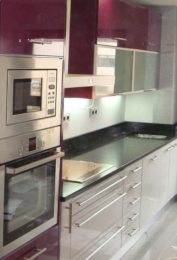 Dise o y decoraci n de cocinas marzo 2011 for Frentes de muebles de cocina