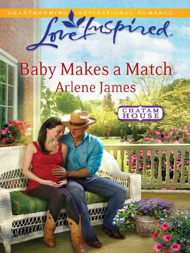 Book Review: Baby Makes a Match, By Arlene James Cover Art