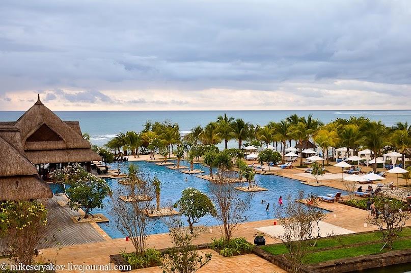 отель на Маврикии