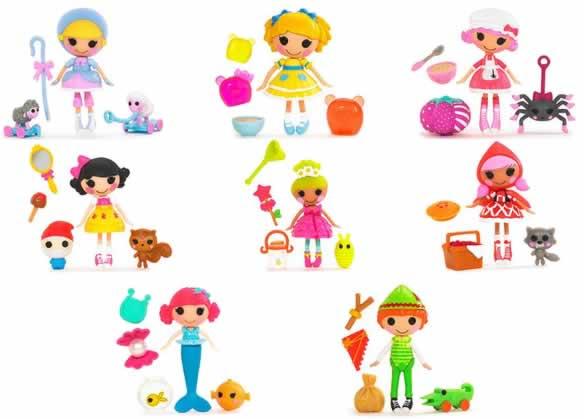 Mini Lalaloopsy Fairy Tales (Cuentos de Hadas)
