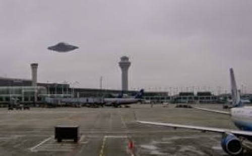 Chicago O Hare Ufo