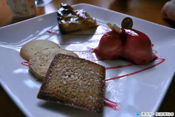 富林園洋菓子D餐