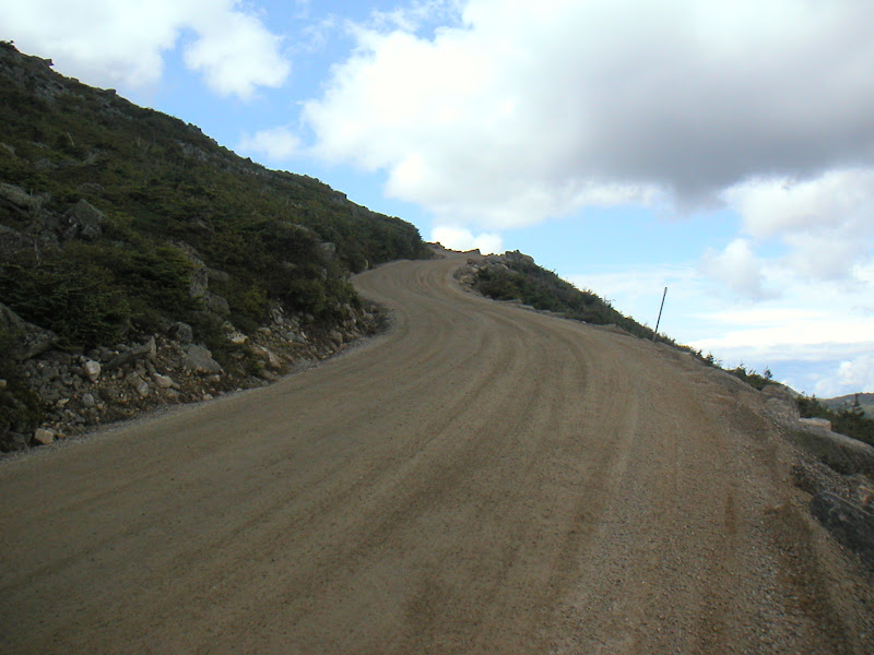Mount Washington Hillclimb • 20% Gravel Road Surface