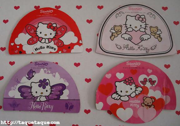 set de abalorios de Hello Kitty para niñas de 6 o más años, adornos de las cuatro cajas