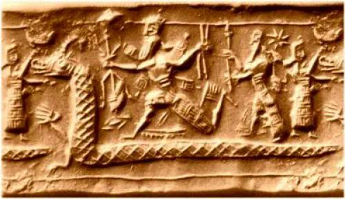 Preternatual Sea Monsters In Genesis The Van Wolde Bible
