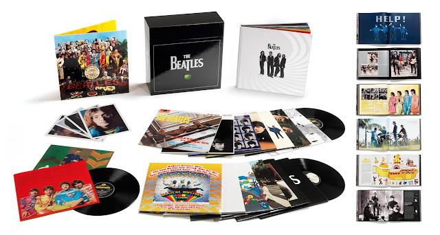 Beatles In Stereo Vinyl Box