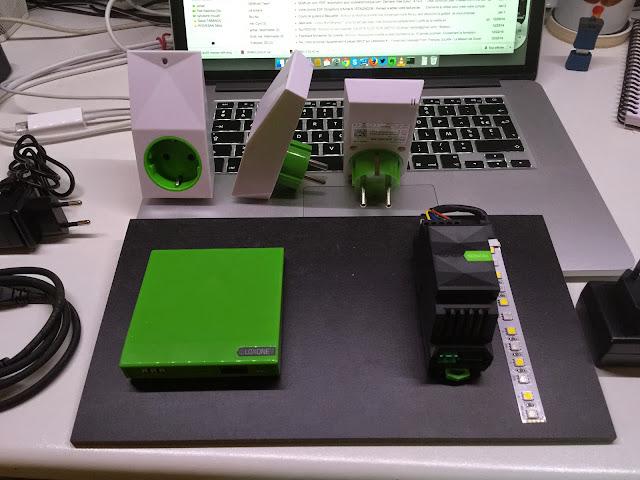 d couverte du miniserver go et la technologie air de loxone. Black Bedroom Furniture Sets. Home Design Ideas