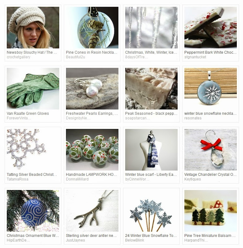 Woodland Winter Treasury