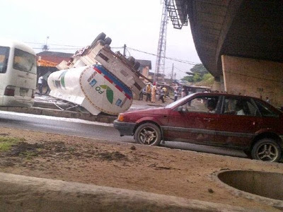 femi otedola tanker accident