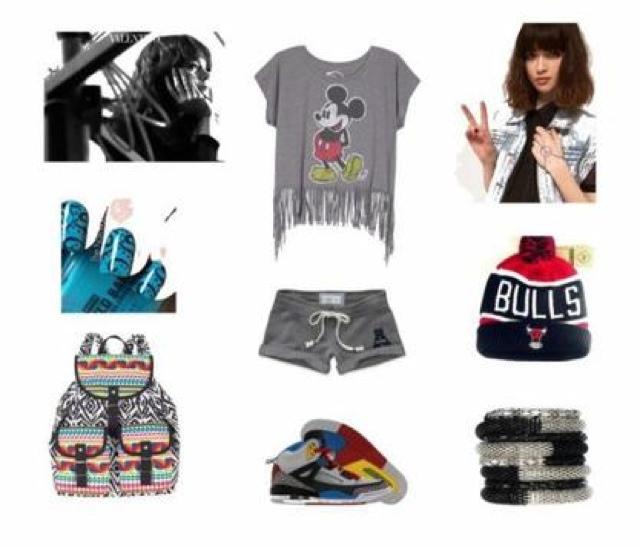 Populaire Blog Pour Fille Ado : Nouvel Article : Des tenues Swaag XJ04