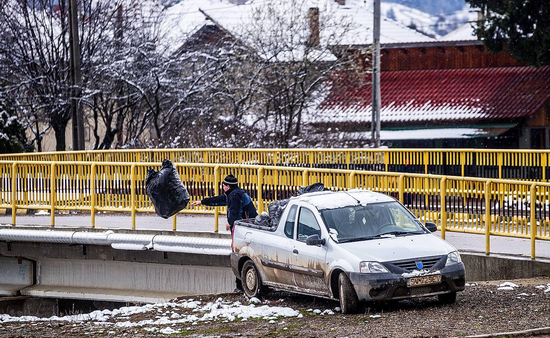 Gunoi Câmpulung Moldovenesc