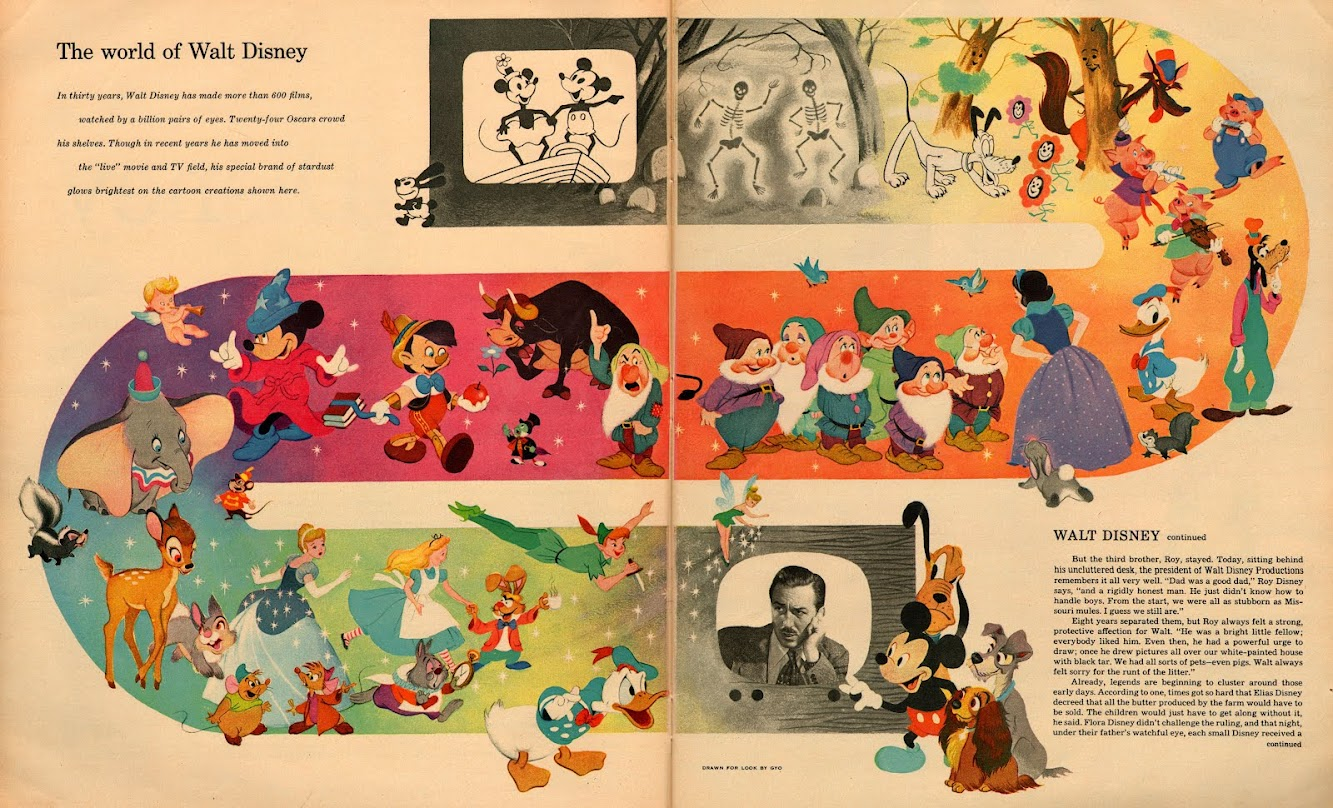 World of Walt Disney