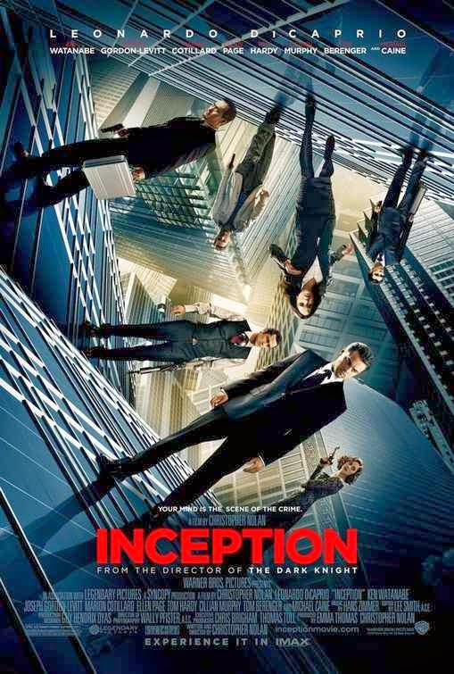 Poster Of Inception (2010) Full Movie Hindi Dubbed Free Download Watch Online At alldownloads4u.com