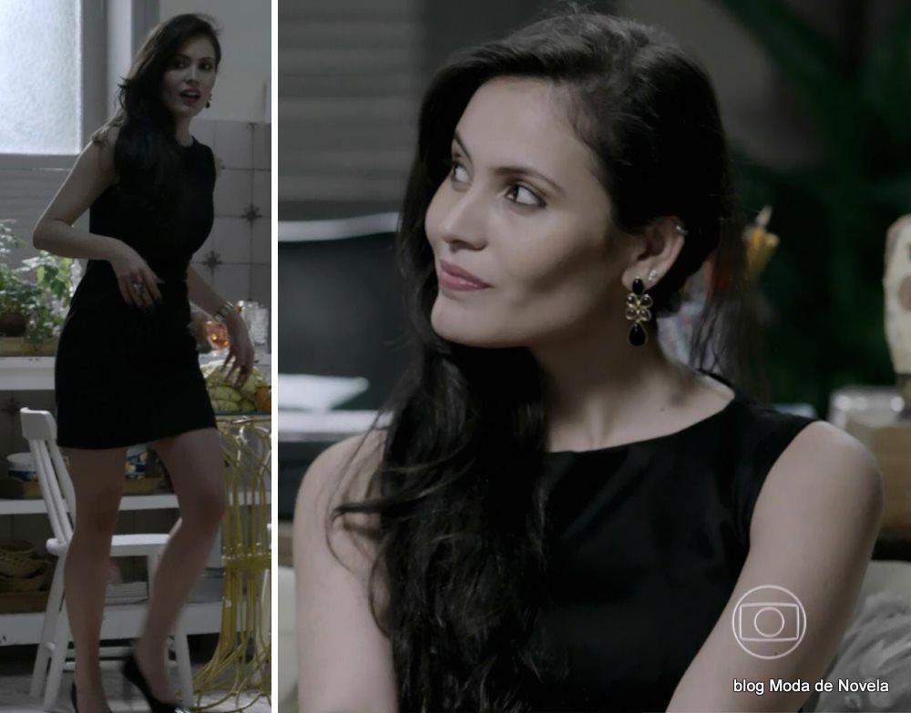 moda da novela Império - look da Carmen com semijoias Conceito Joias