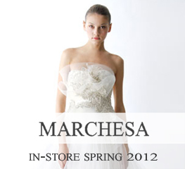 Bisou Bridal announces Marchesa. In-store spring 2012
