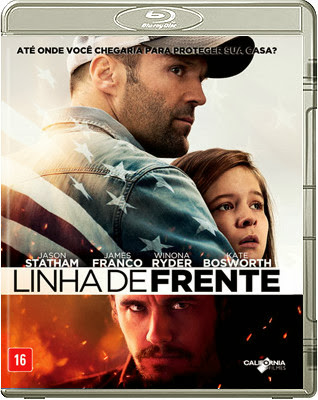 Filme Poster Linha de Frente BDRip XviD Dual Audio & RMVB Dublado