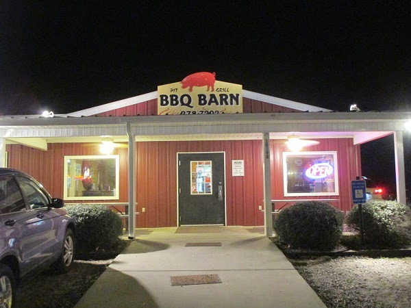 BBQ Barn, North Augusta SC - Marie, Let's Eat!