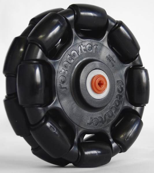 125mm Rotacaster Omni-Wheel