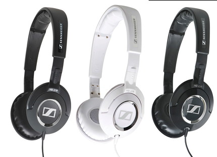 Sennheiser HD 218, headphones, Sennheiser, gadgets